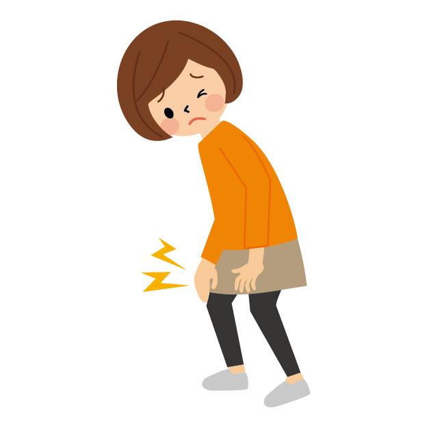変形性膝関節症、ひざの痛み